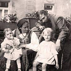 Сімейна інтерактивна екскурсія у майстерні Олекси Новаківського