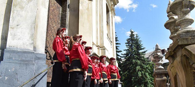 Третій хоровий фестиваль «Львівські зустрічі» відбудеться у Львові та Винниках