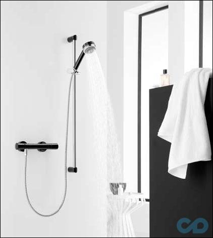 Термостат — інноваційне рішення для ванної кімнати