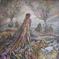 Виставка Ірини Фартух «Образи, що наснилися»