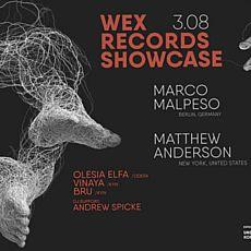 Вечірка WEX Records Showcase