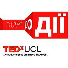 Конференція TEDxUCU