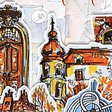 Замальовки на «львівському Монмартрі»
