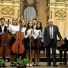 Концертна програма «Діти Крушельницької» в рамках Міжнародного проекту «Рік Музики Мирослава Скорика»