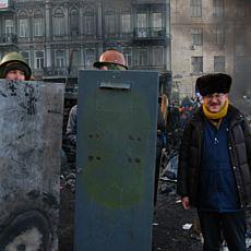 Фотовиставка «Мій Майдан» Юрія Дубленича