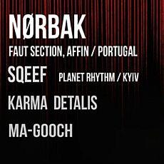 Вечірка з Nørbak (Portugal)