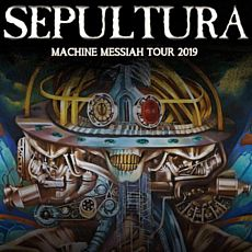 Концерт гурту Sepultura