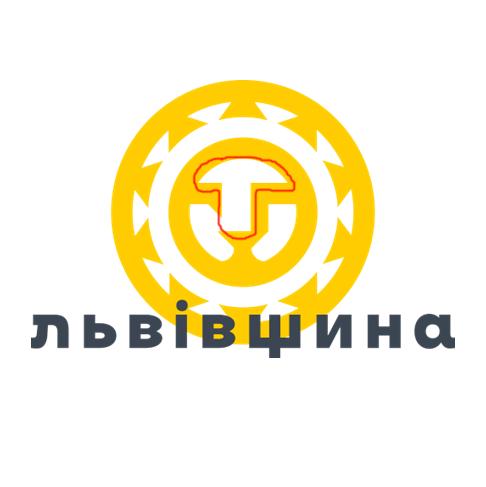 Львівщина Гриб. Білий грибок, що поплив вбік.