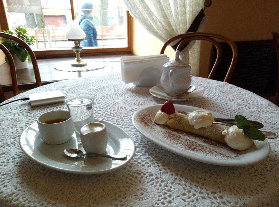 Віденська кав'ярня, Віденка