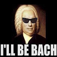 Концерт I'll Be Bach