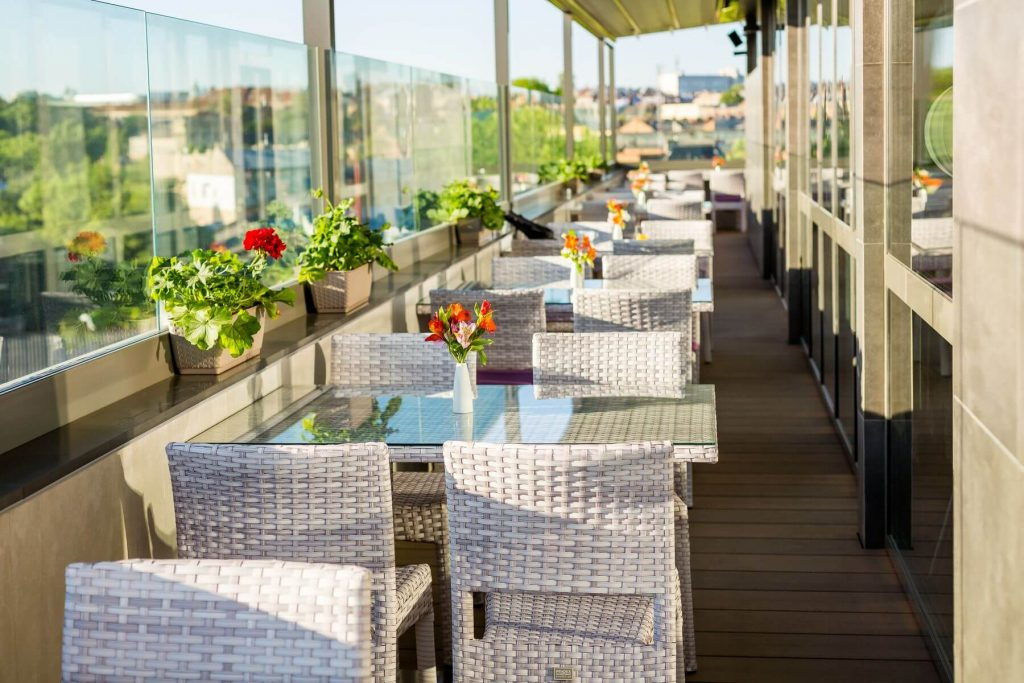 Ресторан Сопрано при готелі Таурус Сіті