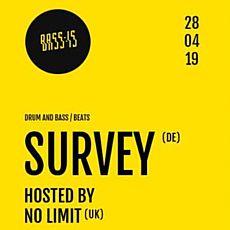 Вечірка Bass:is x Survey (DE)