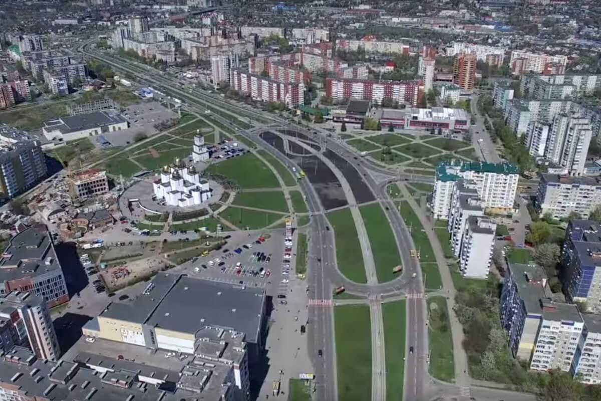 Сихів назвали найкомфортнішим районом Львова. Ви погоджуєтеся?