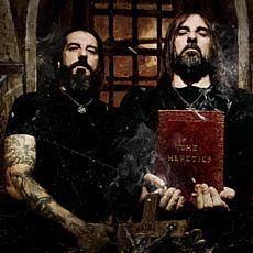 Гурт Rotting Christ презентує альбом The Heretics