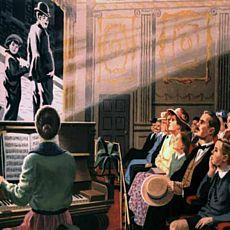 Концерт «Німе кіно під живу музику. Вечір ретро»