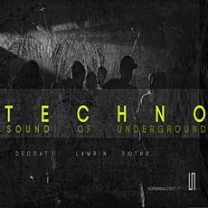 Вечірка Techno Sound of Underground