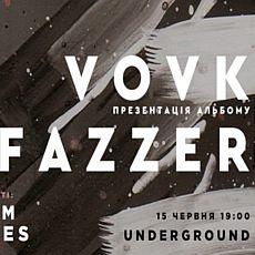 Концерт Vovk & Fazzer
