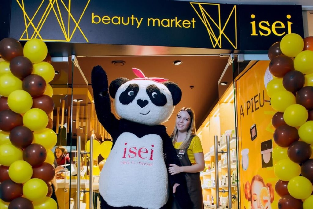 Де провести уїкенд? У Beauty Market Isei!