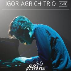 Концерт Igor Agrich Trio (Kyiv)