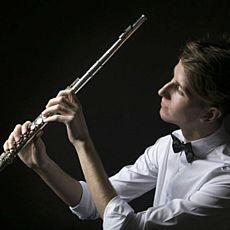 Концерт «Флейта. Еволюція. Денис Савельєв (США)»