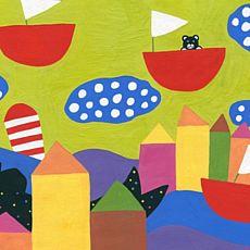Виставка картин Ірини Мориквас «Гуашеве літо»