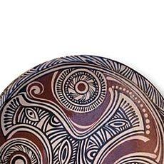 Виставка художньої кераміки Оксани Чепурної «Моє Трипілля»