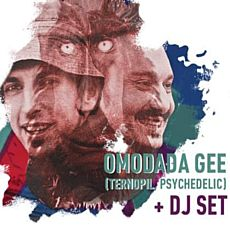 Концерт Omodada Gee (Ternopil, psychedelic) +dj set