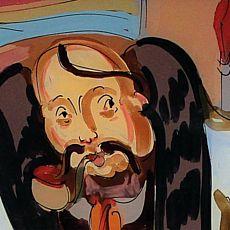 Виставка Тараса Лозинського «Малярство на склі»
