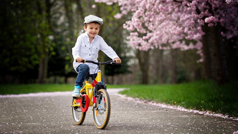 Як правильно обирати дитячий велосипед?