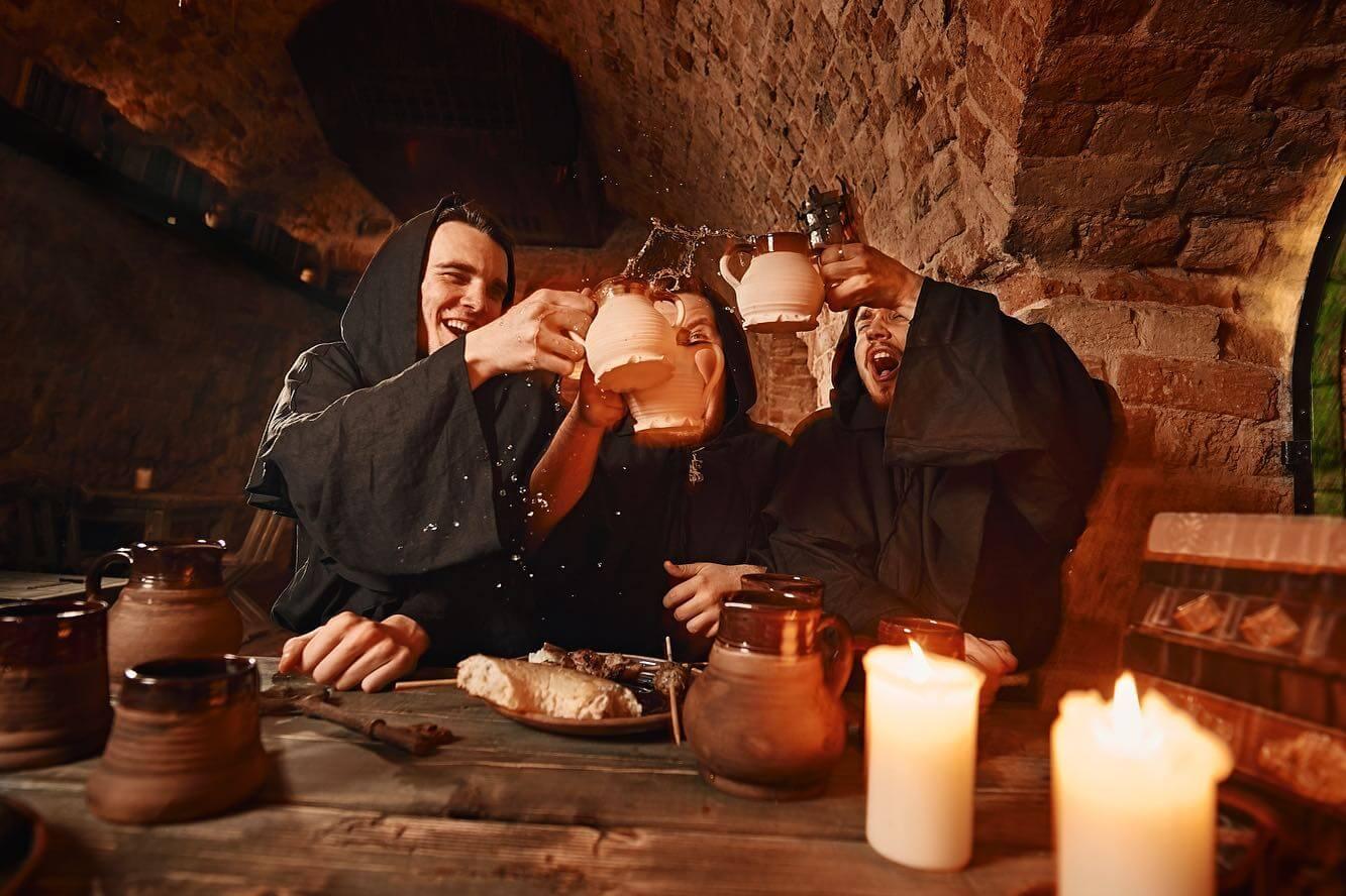 5те підземелля. Середньовічна ресторація у Львові