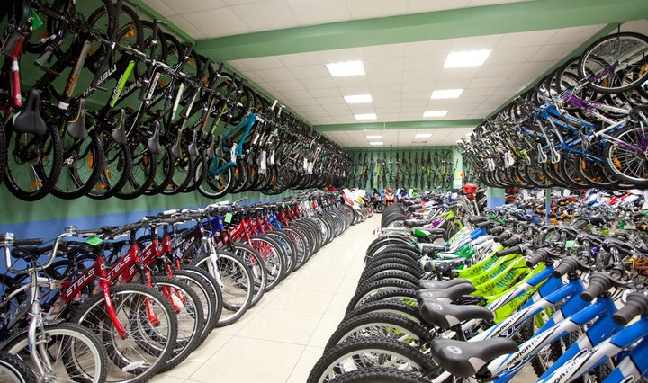 Велосипеди у Львові. Поради щодо вибору від «Всі ціни»