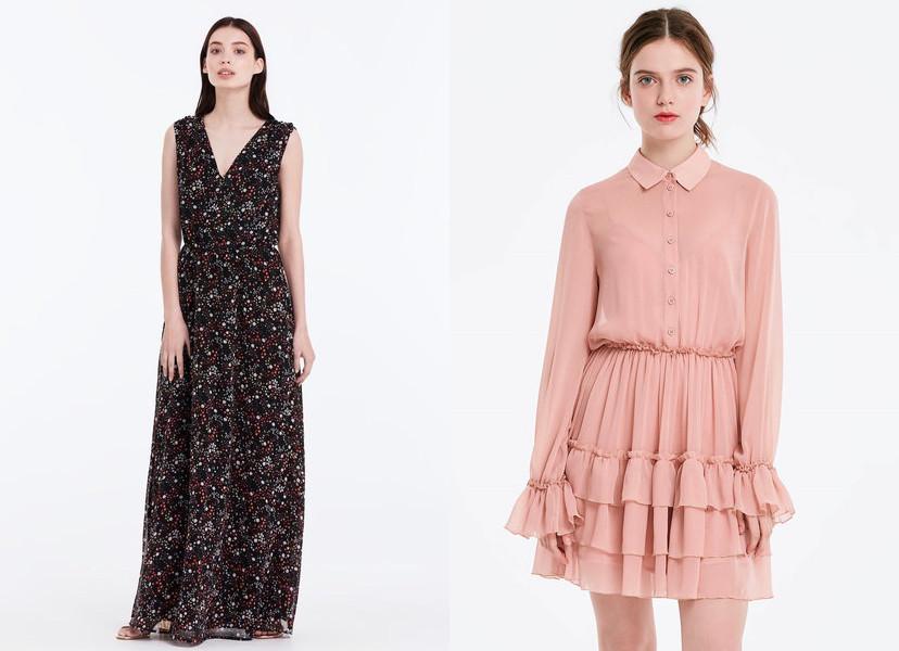 Шифонові сукні для вишуканих та романтичних леді