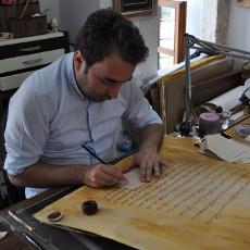 Майстер-клас «Мистецтво каліграфії Османської імперії»