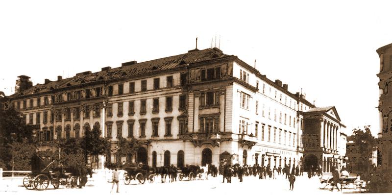 Афіша заходів Заньковецького театру у Львові