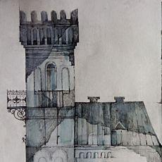 Виставка Дарії Зав'ялової «Місто і сад»