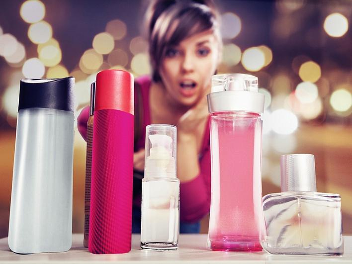 Тотальні знижки на косметику та парфумерію