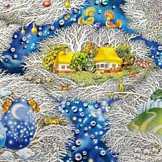 Виставка Вікторії Ковальчук «По-різному про одне»