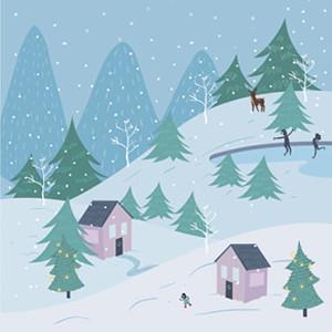 Різдвяна музична казка «Зимова історія»