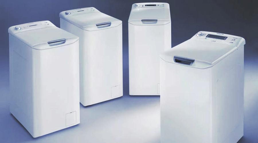 Переваги пральної машини з вертикальним завантаженням речей