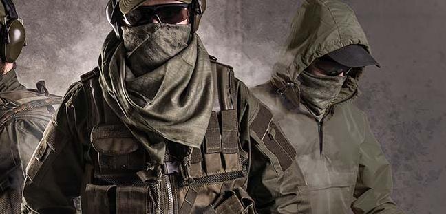 Яку тканину вибрати для тактичного костюма?