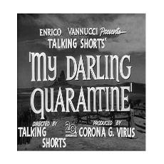 Фестиваль короткометражних фільмів My Darling Quarantine