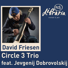 Концерт Circle 3 Trio & Eugene Dobrovolskyi