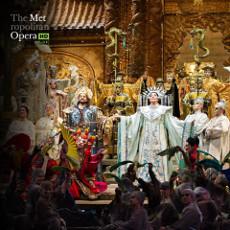 Онлайн трансляції вистав Метрополітен-опери Nightly Met Opera Streams