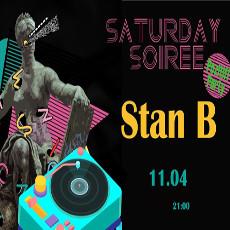 Онлайн вечірка Saturday Soiree