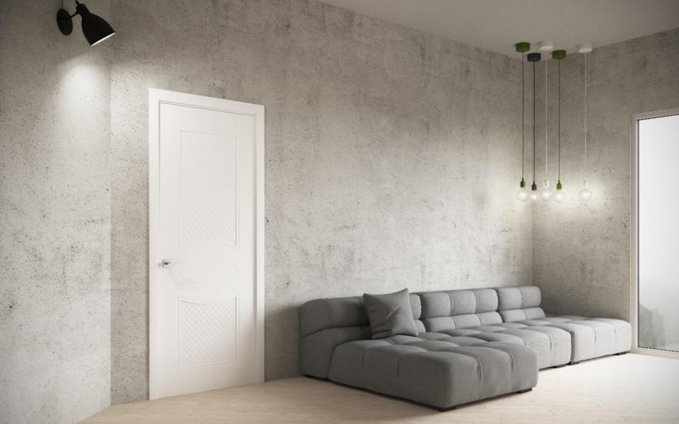 Двері в стилі «лофт»
