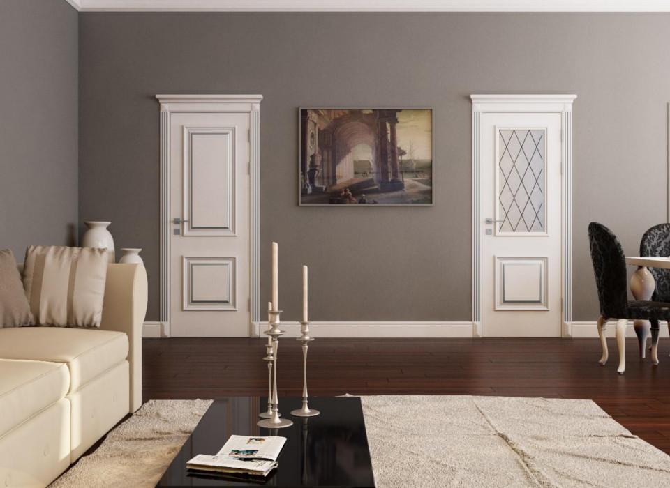 Двері в стилі «Прованс»