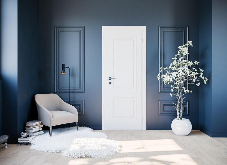 Двері в скандинавському стилі