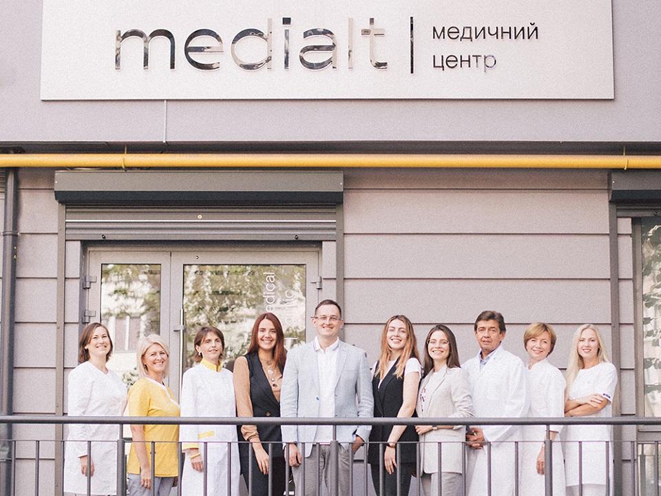 Приватна клініка у Львові Medialt