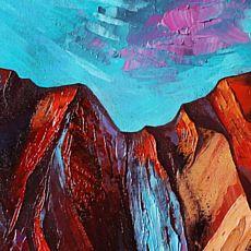 Виставка живопису Марини Бондар-Творовської «Sensum / Відчуття»