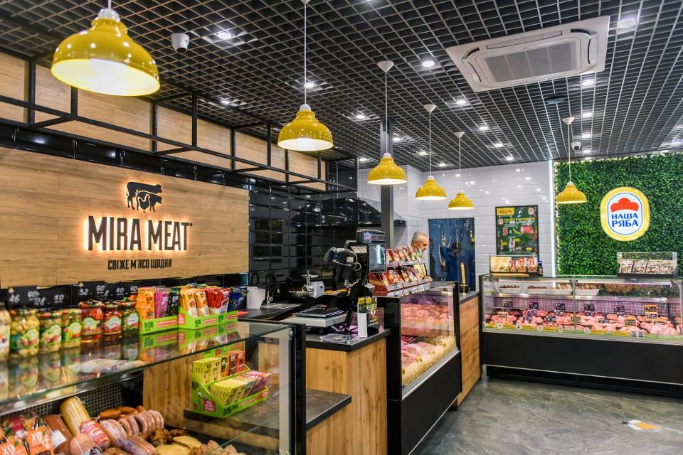 У Львові відкрився перший гастрономічний бутик «М'ясомаркет»